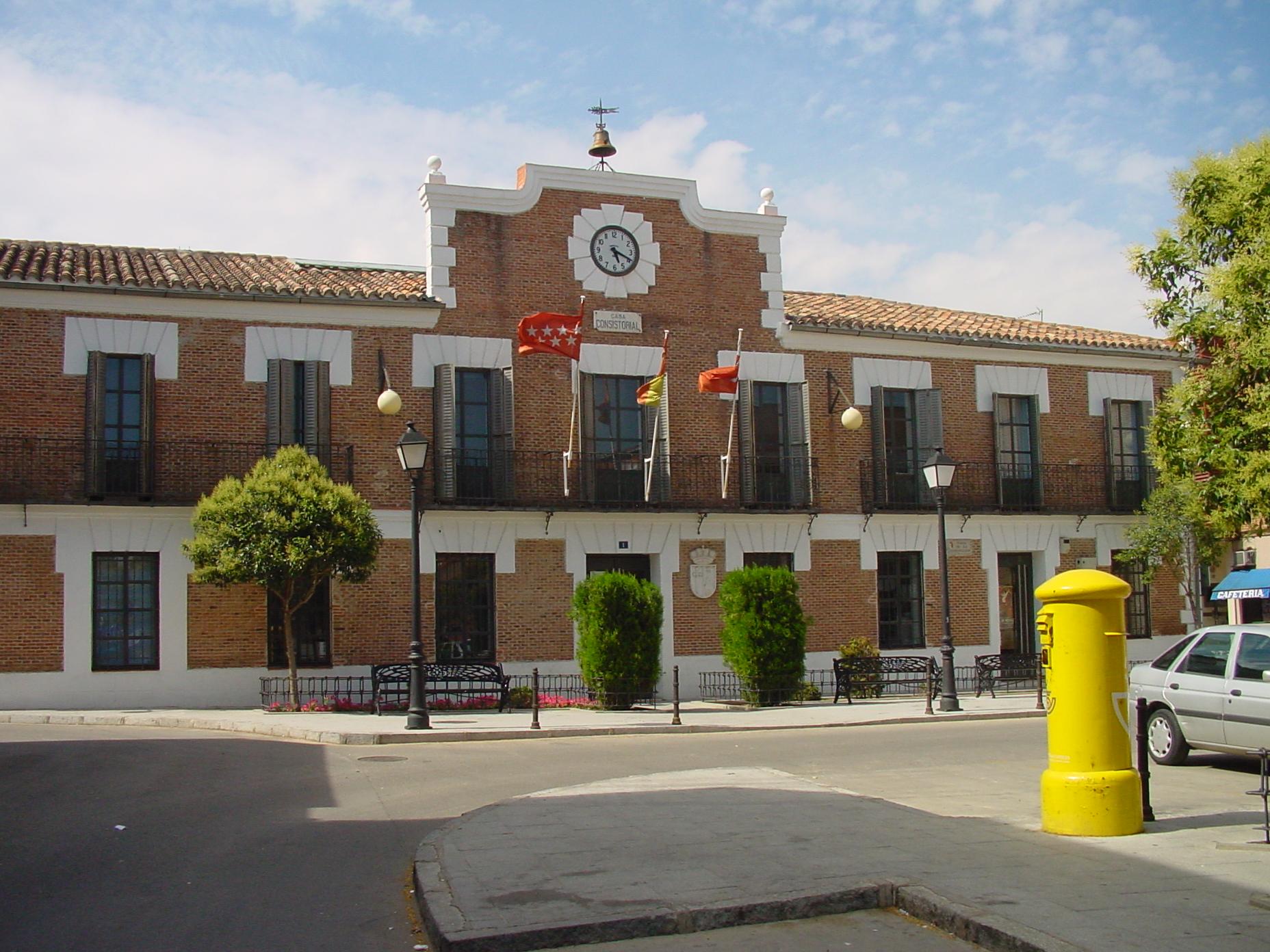 Ayuntamiento de Paracuellos del Jarama