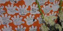 Mensajes de paz en contra de los Atentados del 11-M