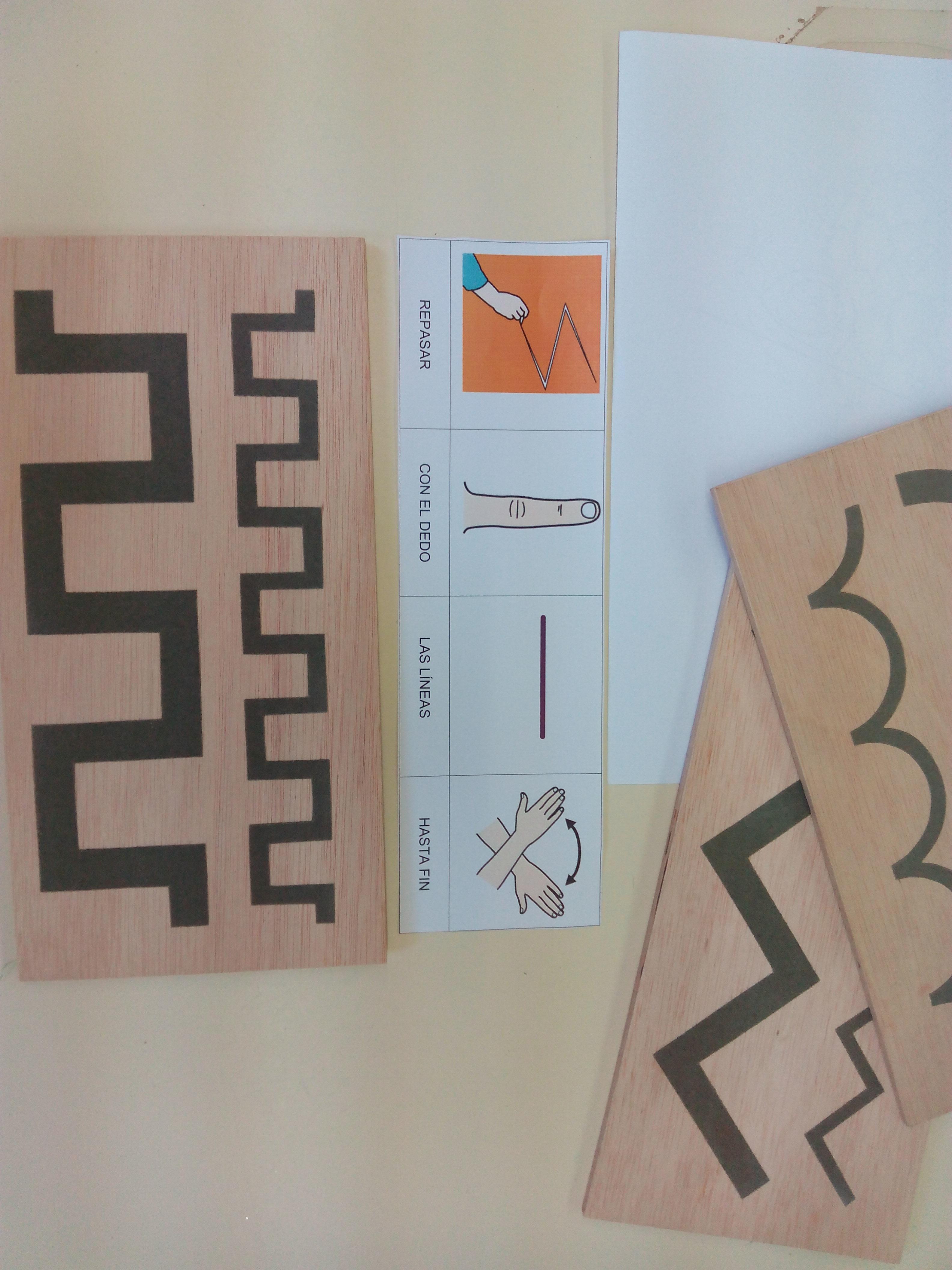 Seminario:material manipulativo para infantil y primaria adaptado a alumnos con T.E.A. 58