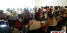 Curso de Formación Inicial en TEA, celebrado en el Colegio Nuestra Señora de la Concepción de Navalcarnero