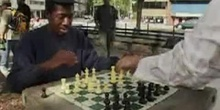 A Washington, le roi des échecs est un SDF