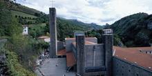 Santuario de Nuestra Señora de Aránzazu, Oñate