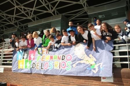 2017_03_28_Olimpiadas Escolares_Gradas_Fernando de los Rios 5