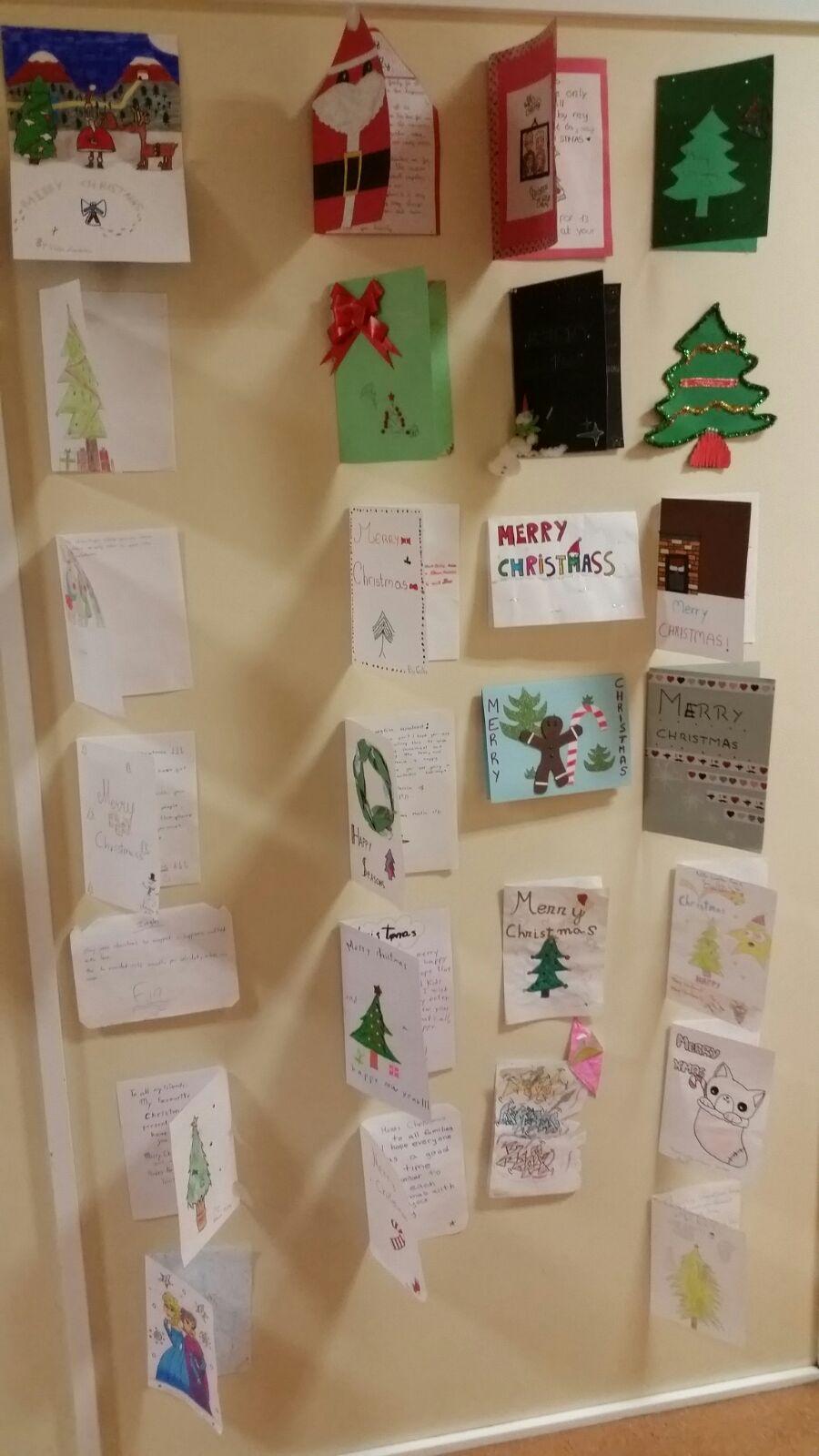 Actividad Navidad Inglés 9
