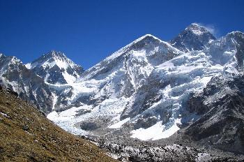 Everest con su Hombro Occidental