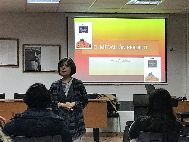 Encuentro con Ana Alcolea 4