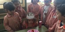 Cumpleaños India