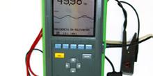 Multimetro digital para automoción