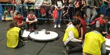 PELAYOSUMO1 (Robot Arduino Sumo)