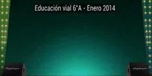 Educación vial. Enero 2014 (realizado con Android)