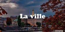 SECUNDARIA - 1° ESO - LA VILLE - FRANCÉS - FORMACIÓN