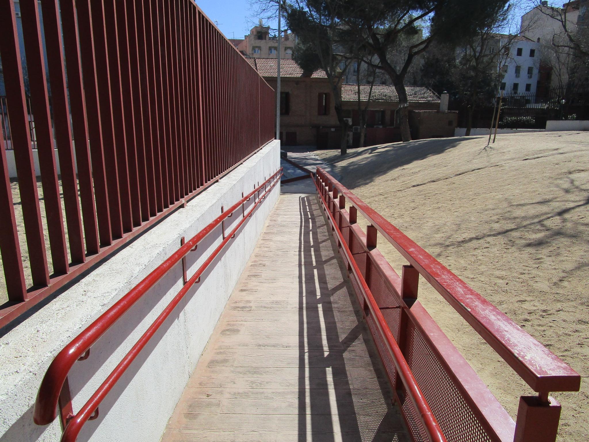 rampa corraito arena2