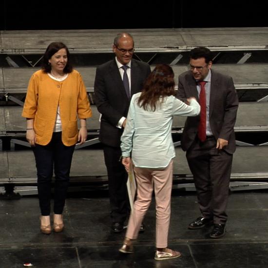Acto de clausura del XIV Concurso de Coros Escolares de la Comunidad de Madrid 9