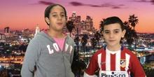 Los alumnos del Tolosa explican Past Simple