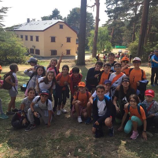 2019_10_11_6º disfruta de una jornada de convivencia en Cercedilla_CEIP FDLR_Las Rozas 1