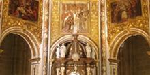 Altar Mayor de la Catedral de Almería, Andalucía