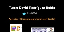 Presentación Scratch David Rodríguez