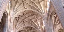 Bóveda de crucería, Catedral de Segovia, Castilla y León