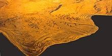 Panorámica sobre el  Valle del  Rift