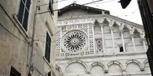 Detalle del Duomo, Carrara
