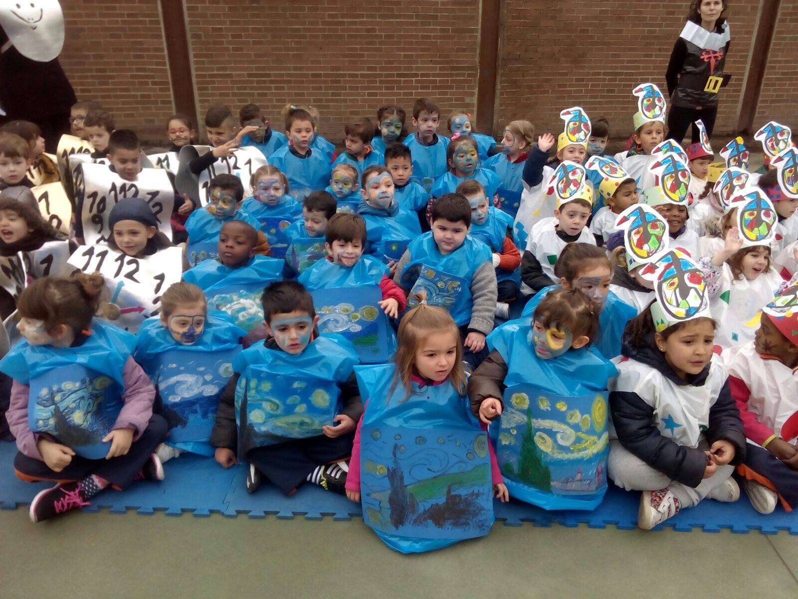 Carnaval 2017 Educación Infantil 9