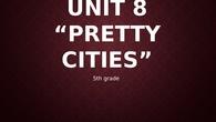 """Pretty cities"""