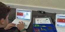 PW Proyecto Programación y Robótica Colegio 2019-2020