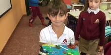 PRIMARIA - 2º - LANDSCAPES MODEL - NATURAL SCIENCE