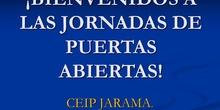 PUERTAS ABIERTAS C.E.I.P. JARAMA RIVAS