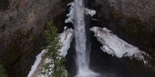 Cascada Spahats, Parque Natural Wells Gray Country, Clearwater