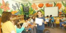 Entrega de diplomas Alumnos Ayudantes 2
