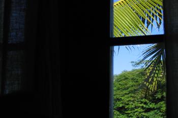 Ventana semi cerrada, Pernambuco, Brasil