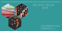 Movilidad Erasmus Helsinki Tallín