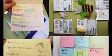 Les Animaux fantastiques, un projet d'art plastique en classe de français de primaire