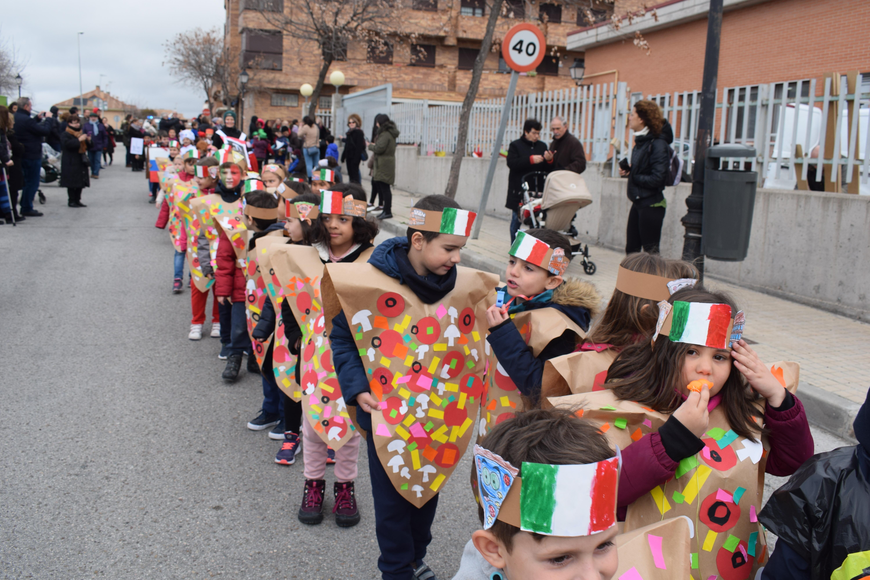 Pasacalles Carnaval 2018  5 12
