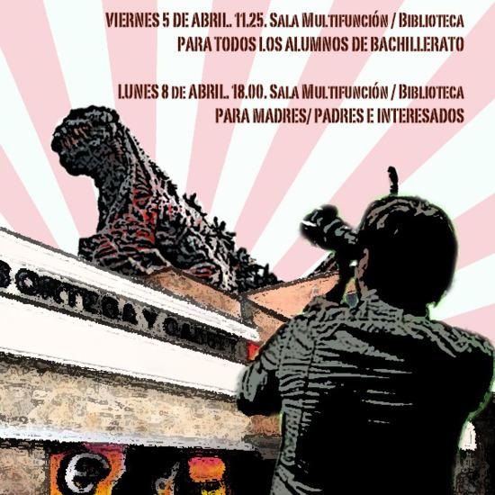 Muestra Audiovisual del Gasset y Ortega 2019