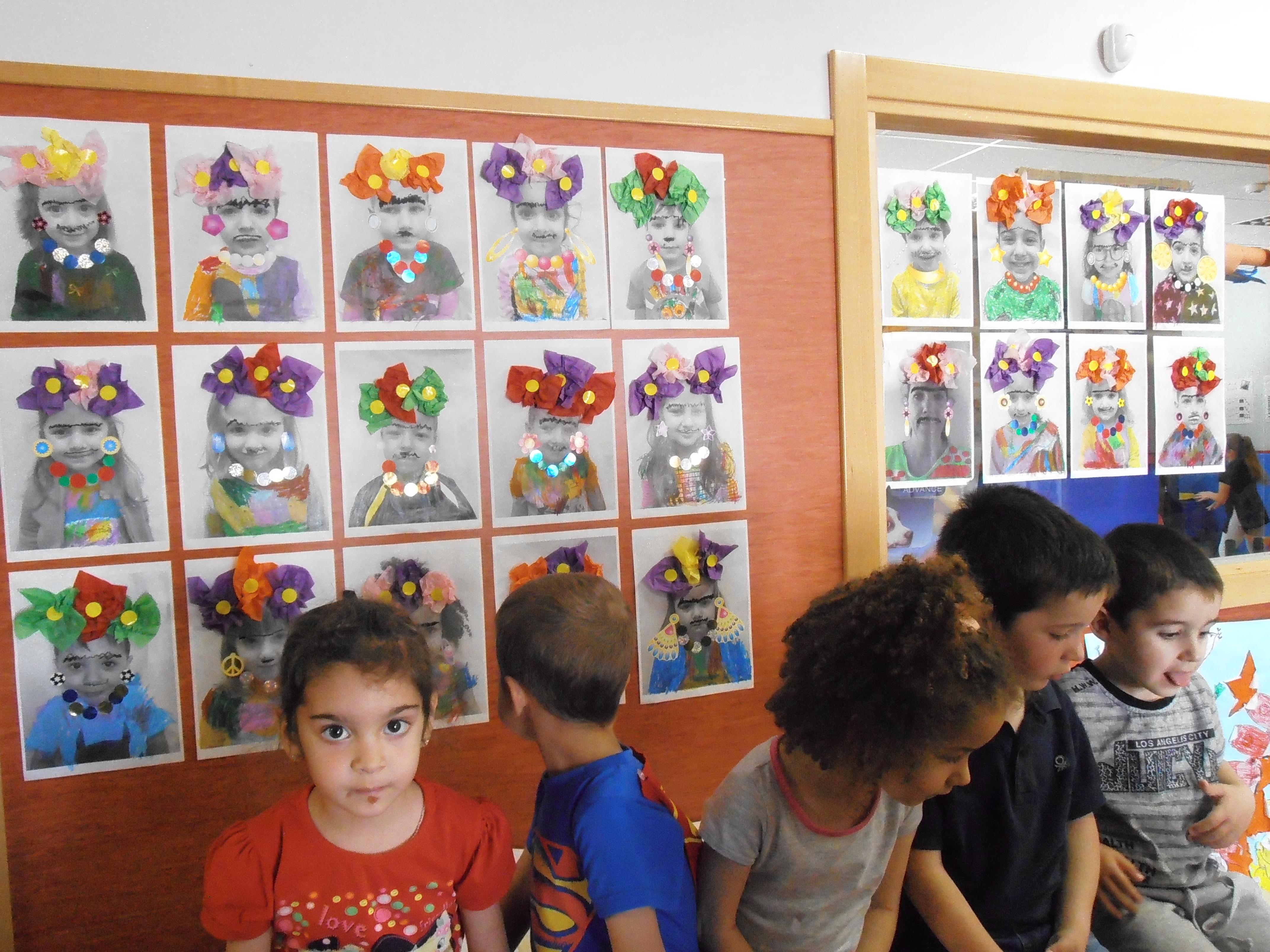 Pintores en Educación Infantil 19