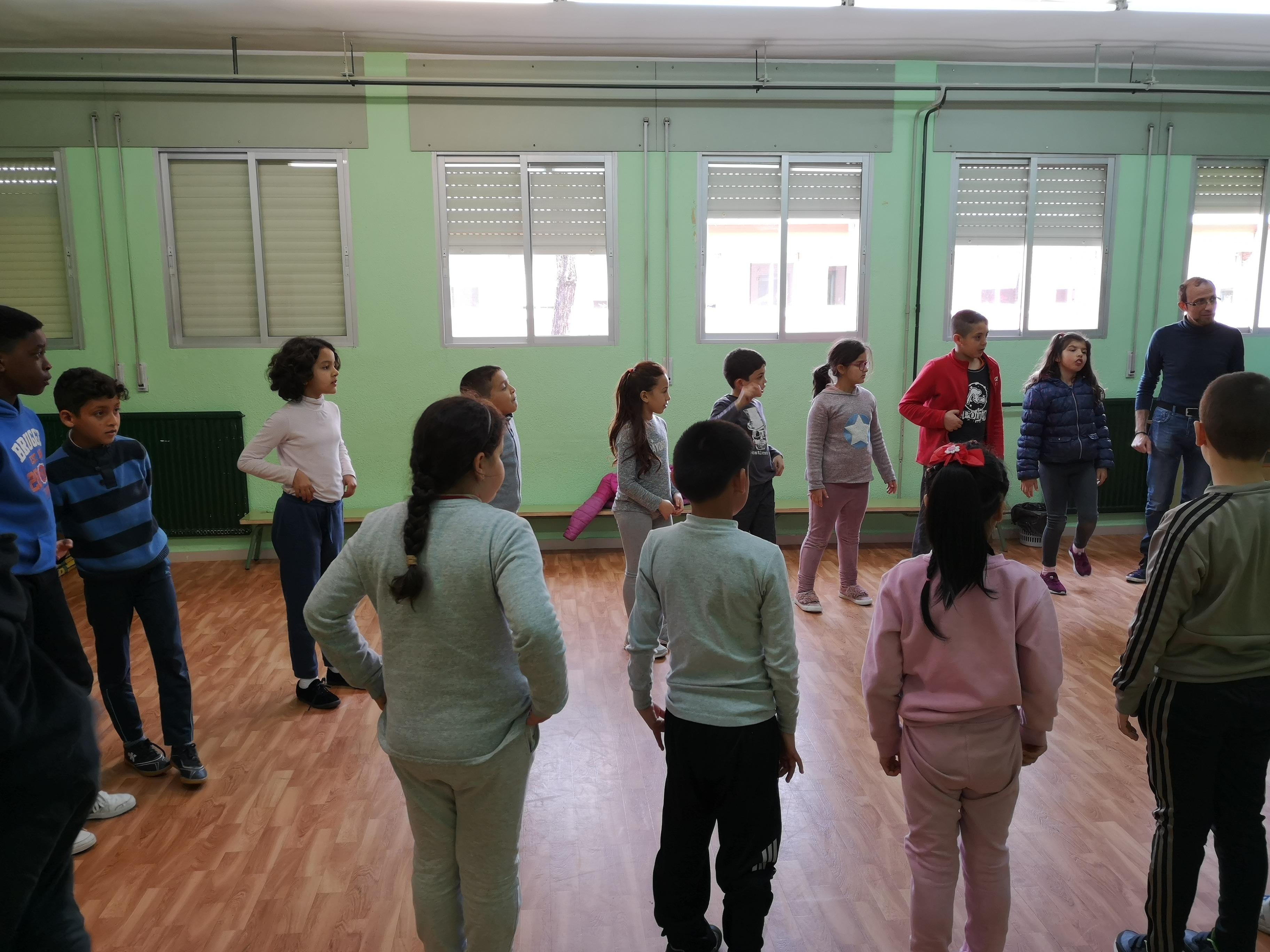 CEIP Rayuela. Fuenlabrada. Proyecto Erasmus-Plus, Escuela de Familias. 4