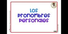 04 LOS PRONOMBRES PERSONALES