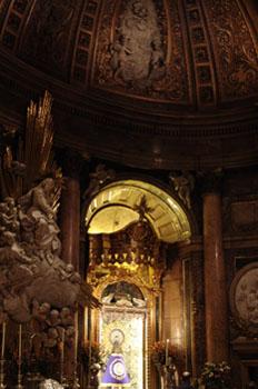 Camarín de la Virgen, Basílica del Pilar
