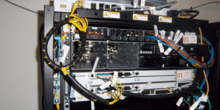 Armazón de banda base 5G de Huawei