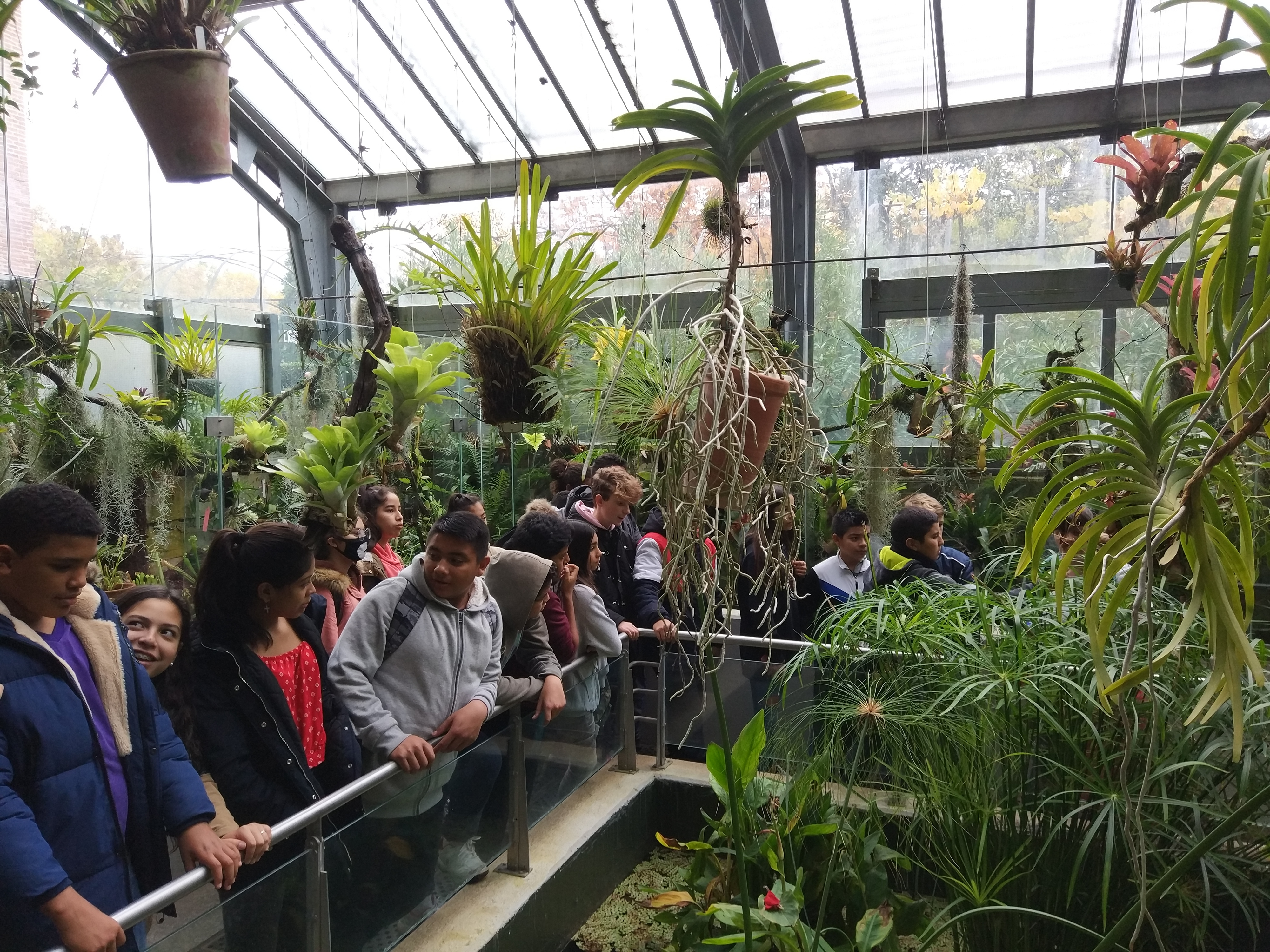 Fotos visita Museo CCNN y Botánico 4
