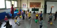 Olimpiadas- Baloncesto y fútbol 2