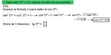 Trigonometría: 20.Formulario 3 - Ejemplo