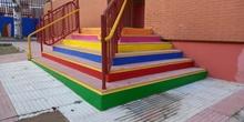 Pintamos la escuela