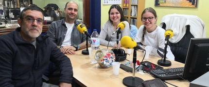 Entrevista en SER Aranjuez - V Campaña Proyecto Nautilus (23 de marzo 2019)