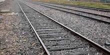 Vía (raíl) de un tren