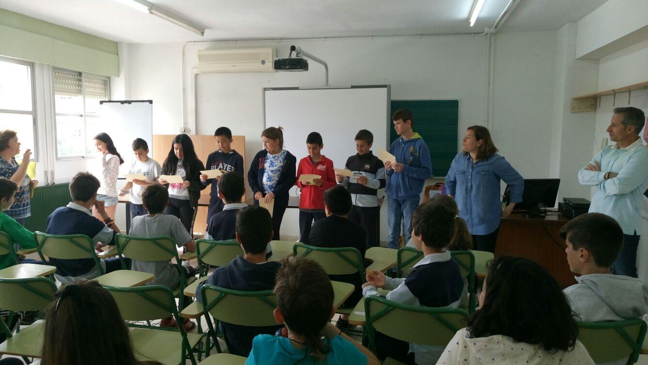 Fallo del Concurso Mis palabras_CEIP FDLR_Las Rozas