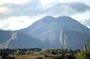 Salto de Roldán, Huesca