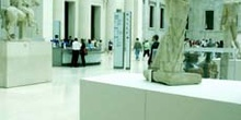 Estatuas (interior British Museum)